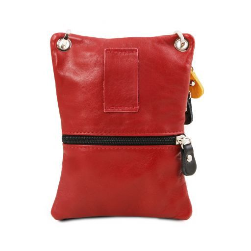 TL Bag Tracollina in pelle morbida Tuscany Leather
