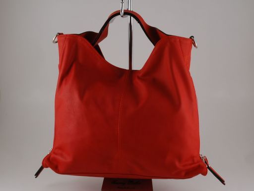 Aurora Lady leather bag Red TL140633