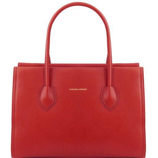 TL Bag Borsa morbida con tracolla Rosso TL141615