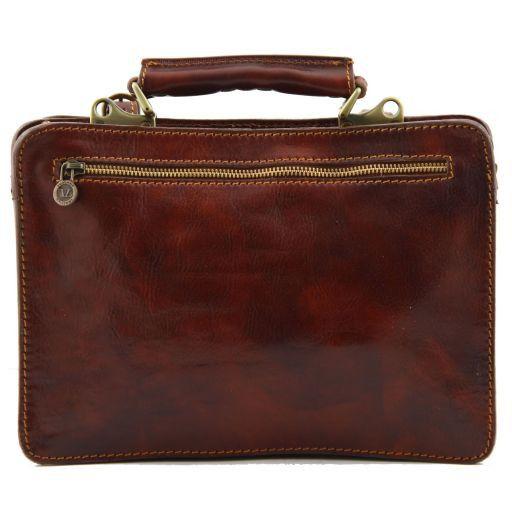 Tania Женская кожаная сумка Красный TL6021