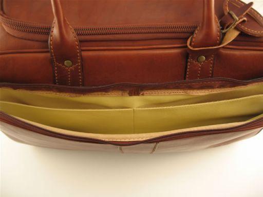 Barbados Exclusive trolley bag Brown FC140222