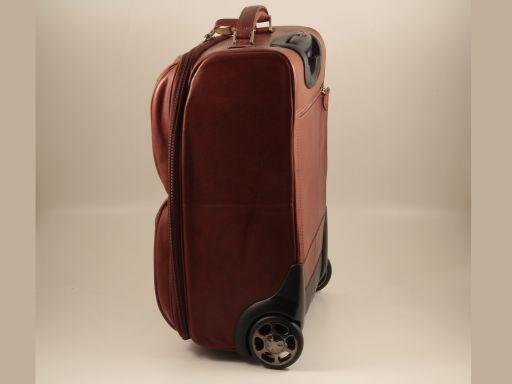 Orlando Esclusivo trolley da viaggio Marrone FC140896