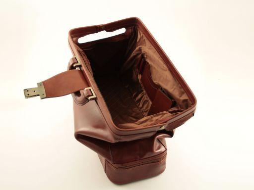 Caravaggio Borsa medico in pelle Marrone TL140951