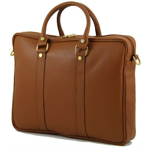 TL Bag Borsa executive in pelle Testa di Moro TL141077