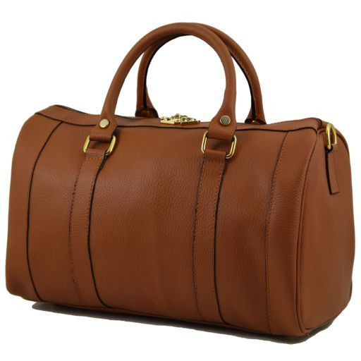 TL Bag Bauletto medio in pelle Arancio TL141079