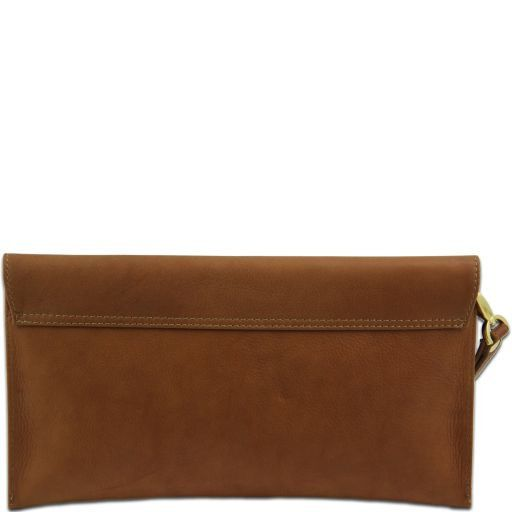 TL Bag Leather clutch Бежевый TL141109
