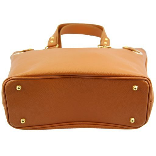 TL KeyLuck Citybag con dettagli color oro Testa di Moro TL141117