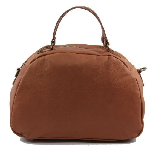 TL Sporty Weekend Bag Cognac TL141149
