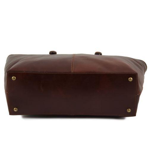 Sofia Esclusiva borsa Shopping con doppi manici Rosso TL141233