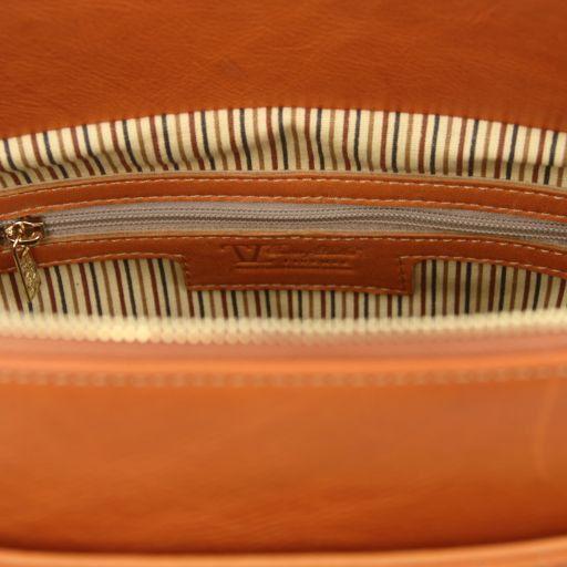 TL KeyLuck Bauletto in pelle morbida trapuntata Rosso TL141395