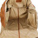 Antigua Travel leather duffle/Garment bag Телесный TL141538