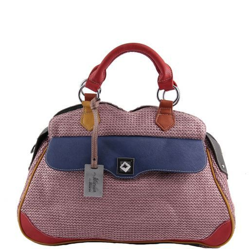 Borsa bauletto Marilyn Monroe Rosa MM972