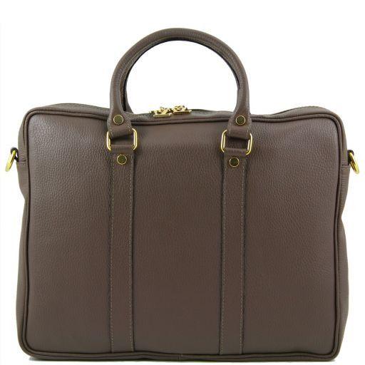 TL Bag Borsa executive in pelle Talpa scuro TL141077