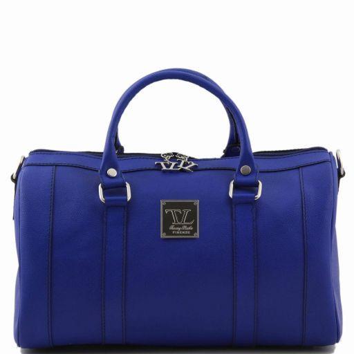 TL Bag Bauletto medio in pelle Blu TL141079