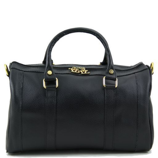 TL Bag Bauletto medio in pelle Nero TL141079