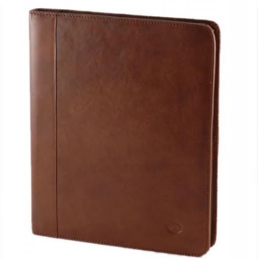 Enrico VIII Leather - Document case Коричневый TL10093