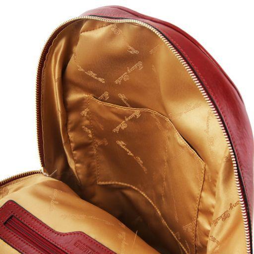 TL Bag Lederrucksack für Damen Rot TL141604