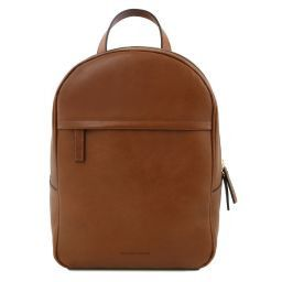 TL Bag Leather backpack for women Brown TL141604