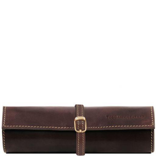 Elegante portajoyas Marrón oscuro TL141621