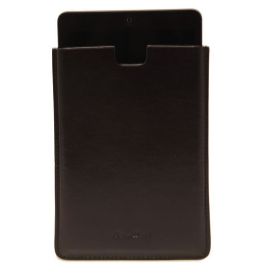 Leather iPad Mini case Black TL141141