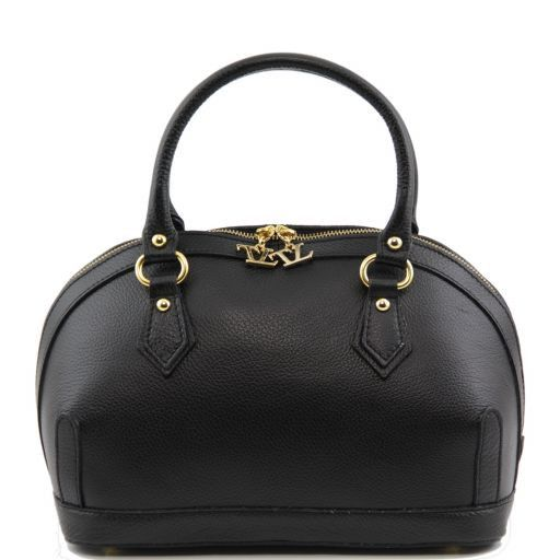 TL Bag Bauletto in pelle piccolo Nero TL141158