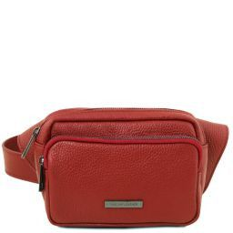 TL Bag Marsupio in pelle Rosso TL141700