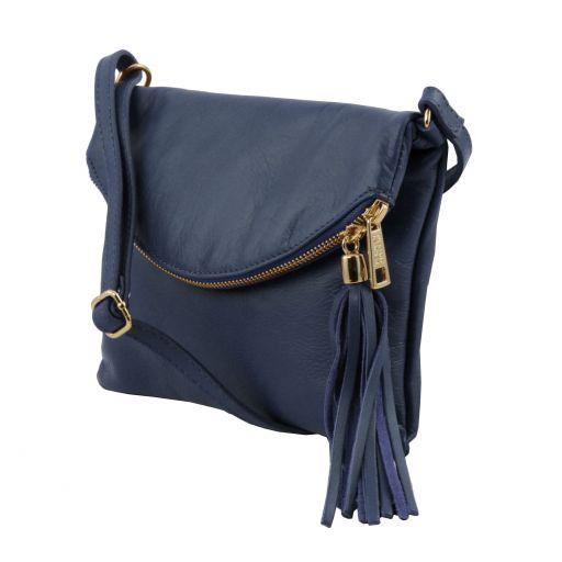 TL Young bag Shoulder bag with tassel detail Dark Blue TL141153