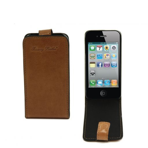 Cover iPhone4/4s in pelle Miele TL141212