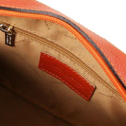 TL Bag Borsa a tracolla in pelle Brandy TL141733