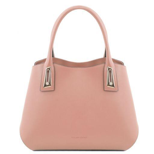 Flora Borsa a mano in pelle Ballet Pink TL141694