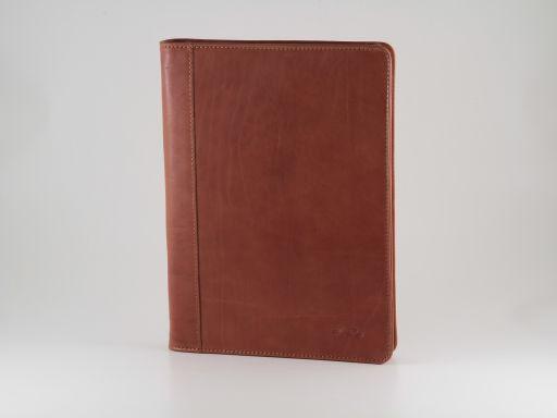 Umberto I Exclusive Leather Portfolio Мед FC140244