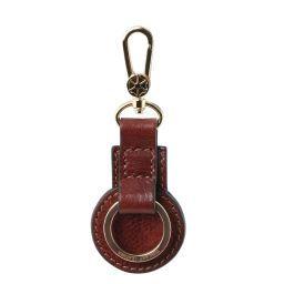 Schlüsselanhänger aus Leder Braun TL141922