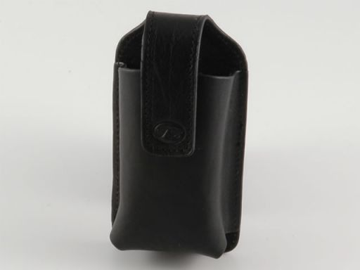 Leather cellphone holder Black TL140248