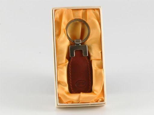 Portachiavi in pelle Marrone TL140264