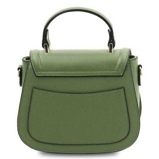 TL Bag Leather handbag Mint Green TL141941