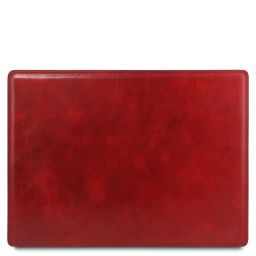 Leather Desk Pad Red TL141892