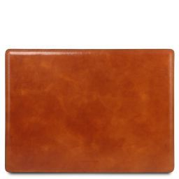 Leather Desk Pad Мед TL141892
