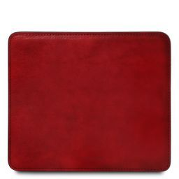 Leather mouse pad Red TL141891