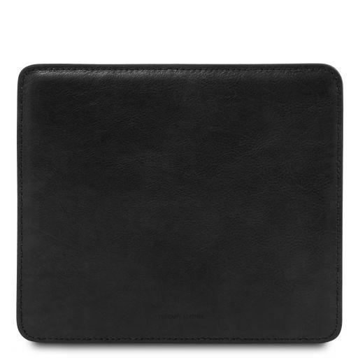 Tapis de souris en cuir Noir TL141891