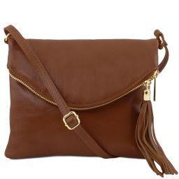 TL Young Bag Sac bandoulière avec pompon Cannelle TL141153
