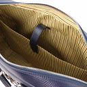 Treviso Cartella porta computer in pelle Blu scuro TL141986