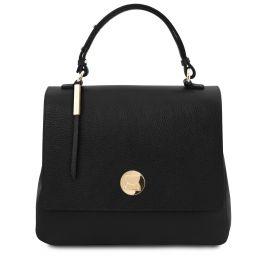 Silene Leather handbag Черный TL141955