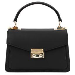 TL Bag Mini sac en cuir Noir TL141994