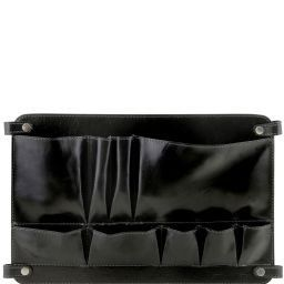TL Smart Module Leather multifunctional module with pockets Черный TL141520