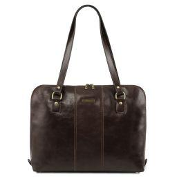 Ravenna Esclusiva borsa business per donna Testa di Moro TL141795