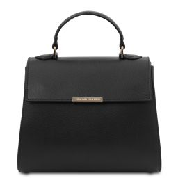 TL Bag Bauletto piccolo in pelle Nero TL142051