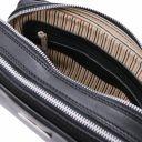 Igor Leather toilet bag Black TL140850