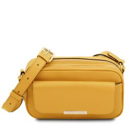 TL Bag Camera bag in pelle Giallo TL142084