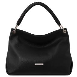 TL Bag Soft leather handbag Черный TL142087