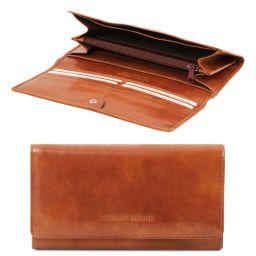 Эксклюзивный кожаный бумажник для женщин Мед TL140787